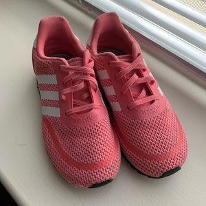 NEW girls Adidas running shoes